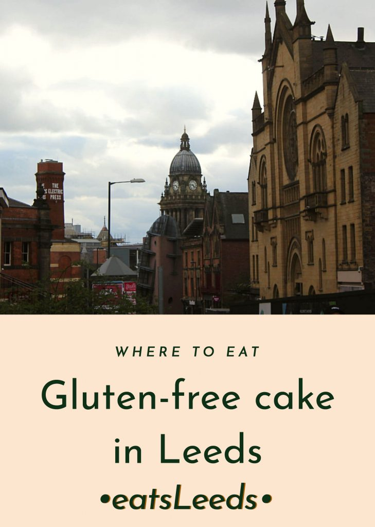 Where to get gluten-free cake in Leeds