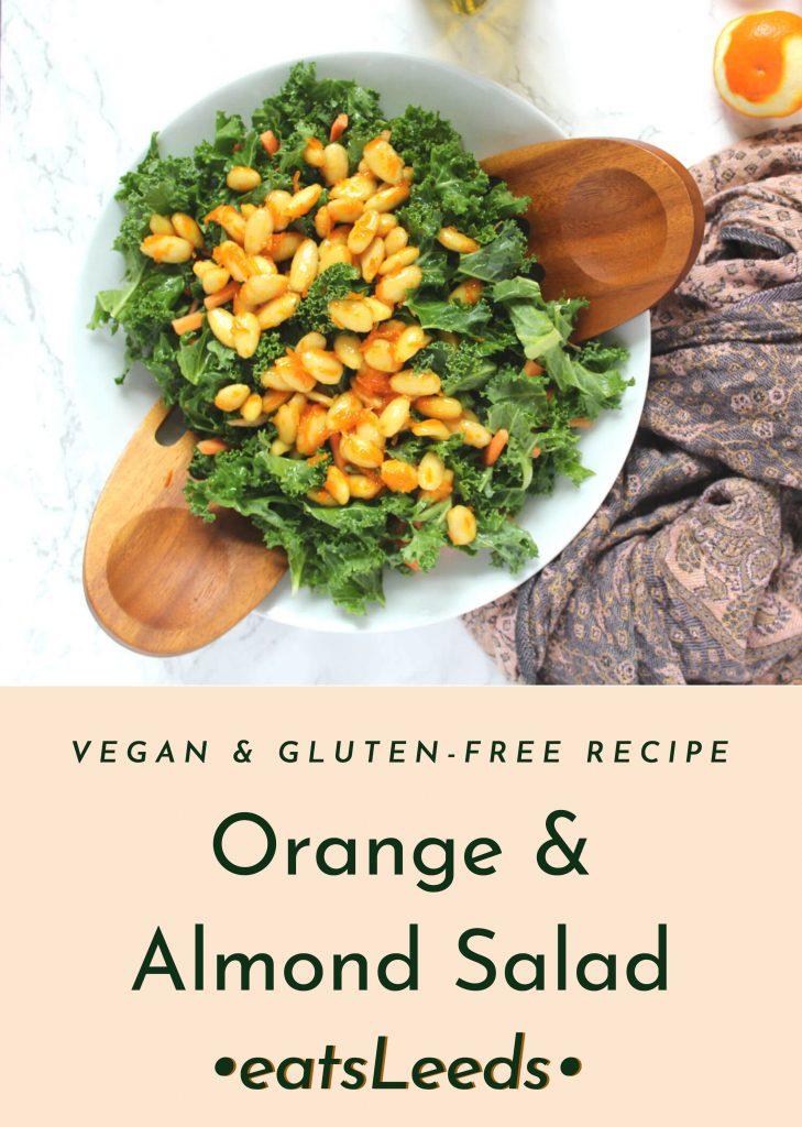 Orange and Almond Salad Recipe
