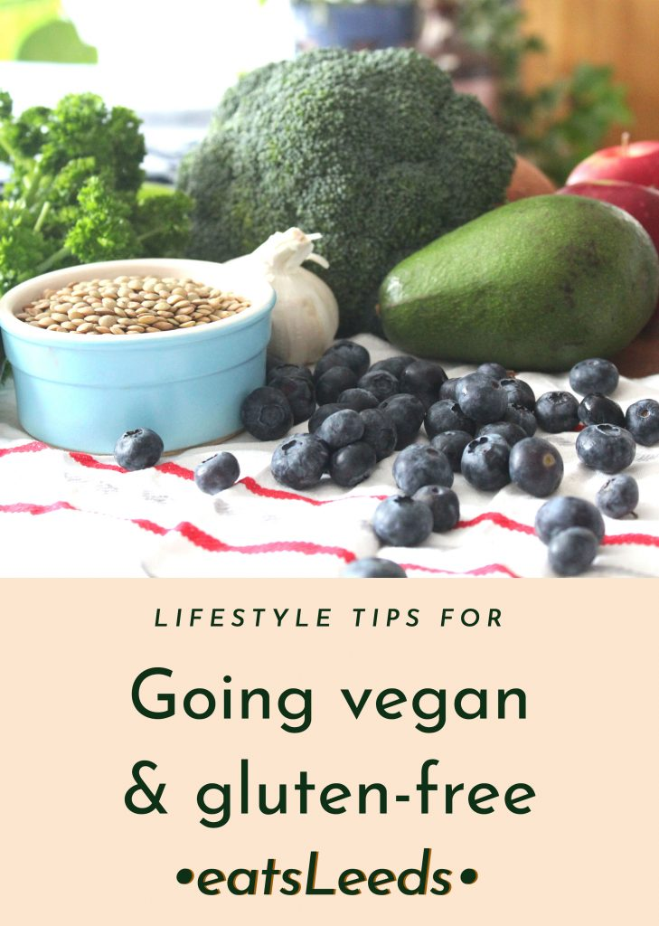 Tips for going vegan when you're gluten-free