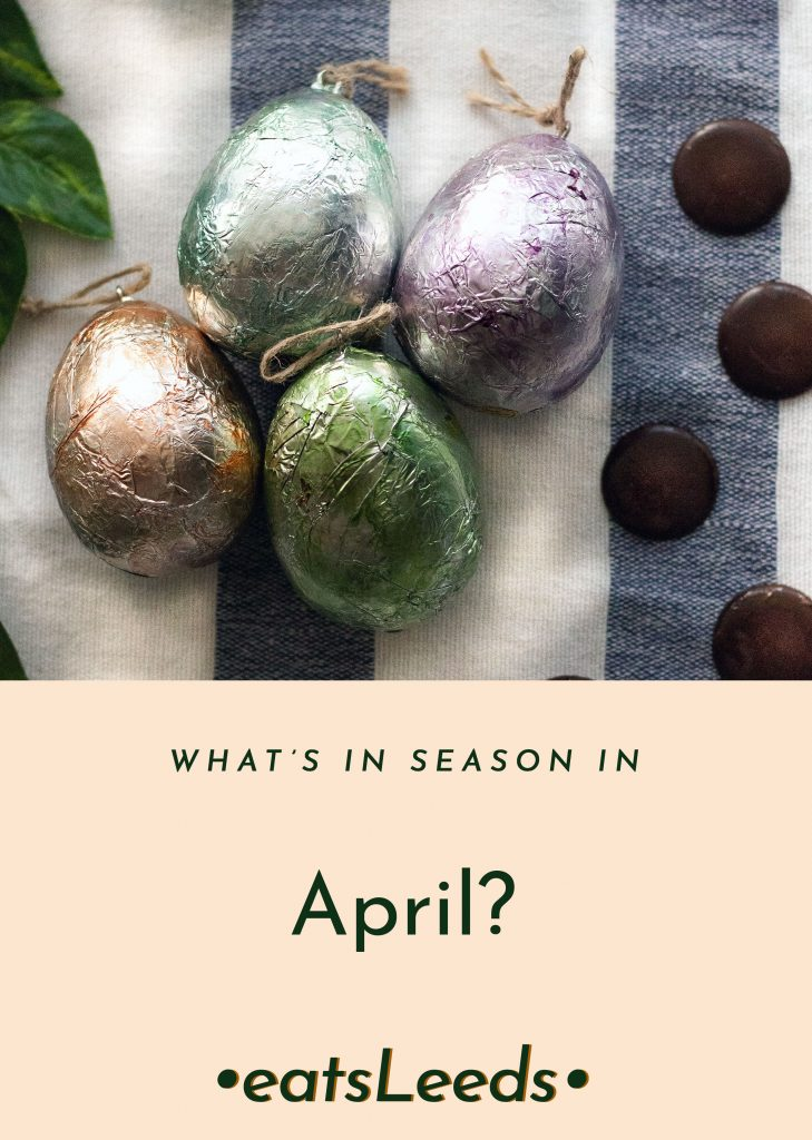 What's in Season in April? + April 2019 personal update