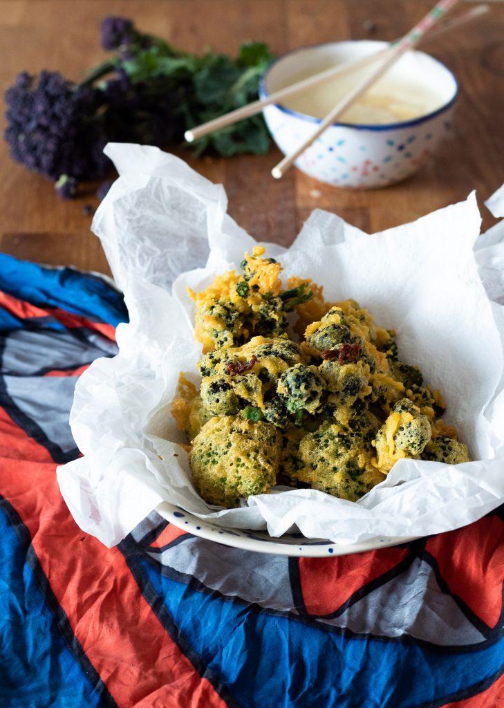 easy gluten-free and vegan tempura